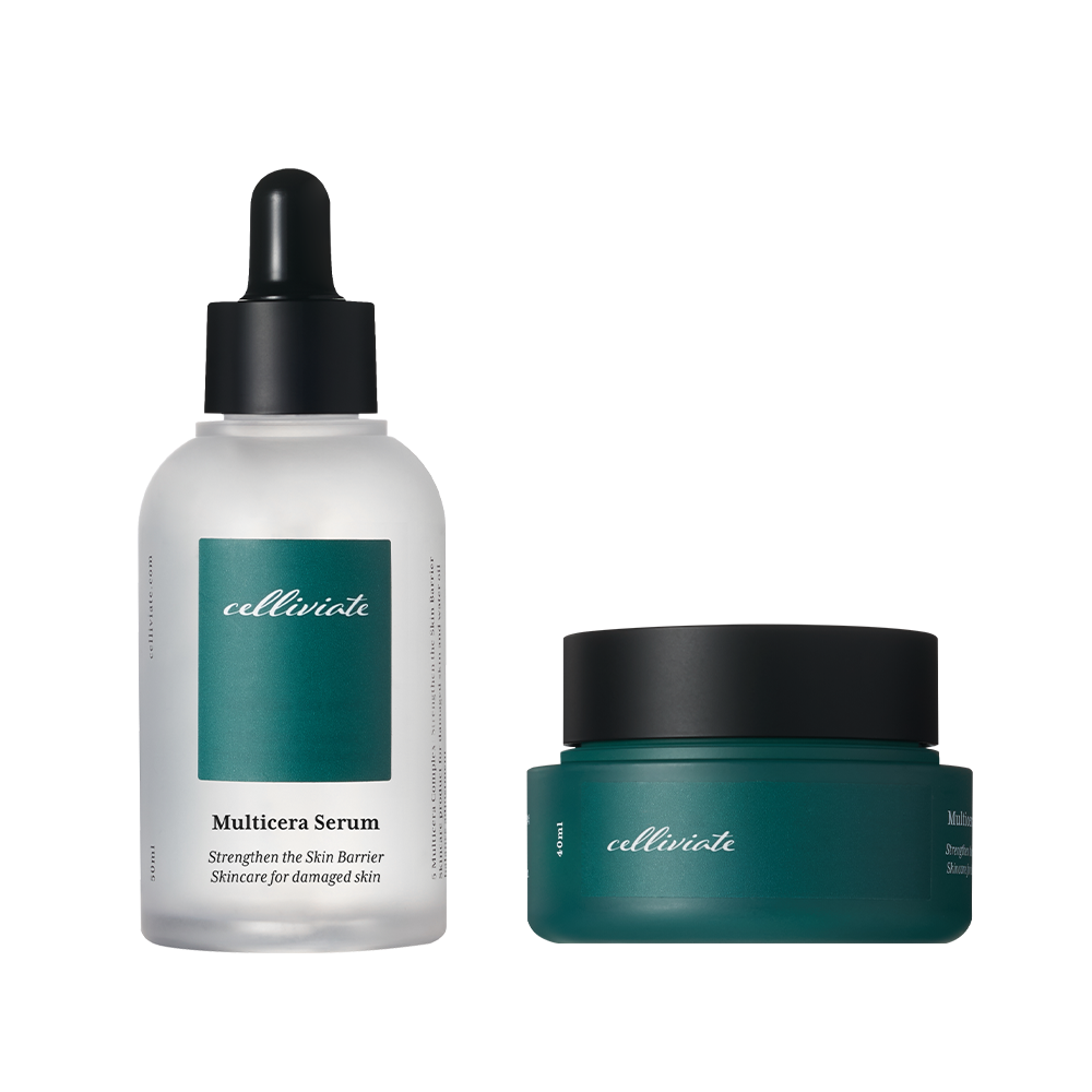 Celliviate Multicera Serum+Cream